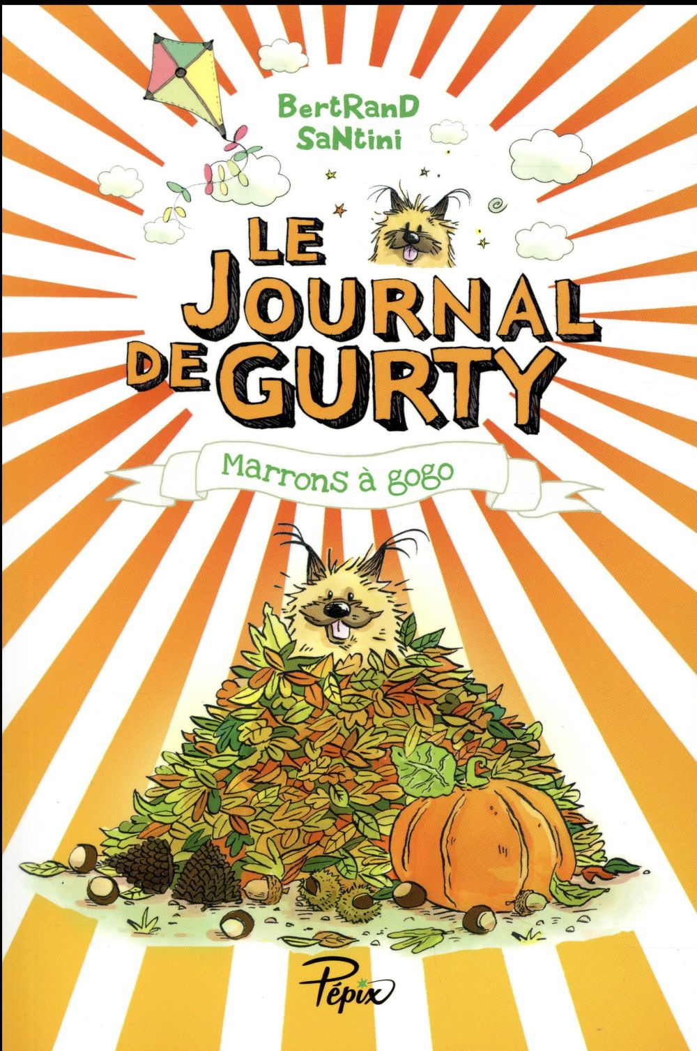 Le journal de Gurty Marrons à gogo Vol.3